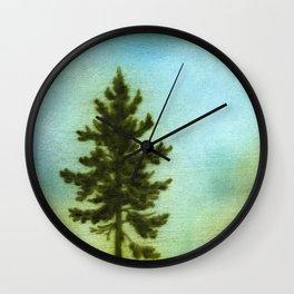 Intrepid Treester Wall Clock