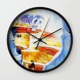 Piper Point, Sydney 2027 Wall Clock