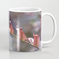 fern Mugs featuring Fern by rossco