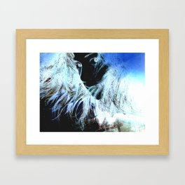phantasmagoria Framed Art Print