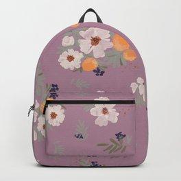 Orange Groves-Lilac Backpack