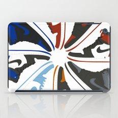 Color Wheel No.001 iPad Case