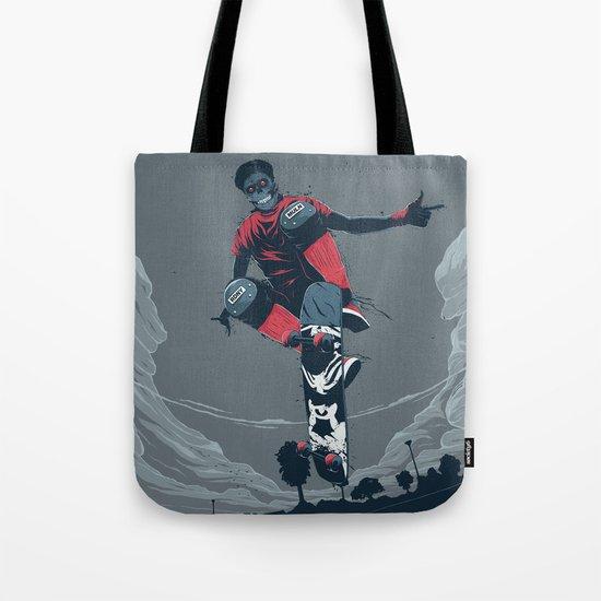 Rodney Mullen Tote Bag