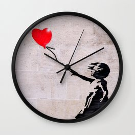 Banksy, Hope Wall Clock