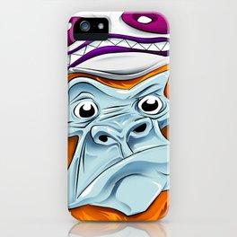 Mono Sapiens iPhone Case