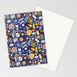 Microscopic Creatures Stationery Cards
