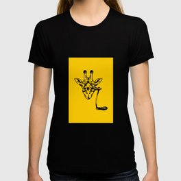 Coffee Giraffe T-shirt