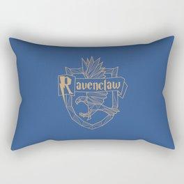 Ravenclaw Inspired Crest Rectangular Pillow