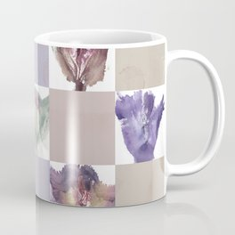 Vagina Portrait Quilt Coffee Mug