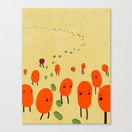 Mystery. Canvas Print