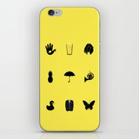 how i met your mother iPhone & iPod Skins featuring How I Met Your Mother by George Hatzis