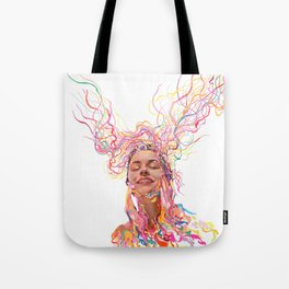 I can't believe this is really happening Tote Bag