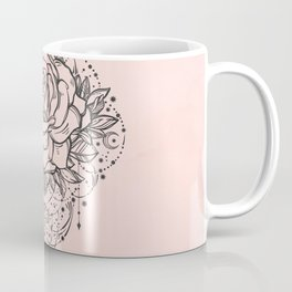 Night Rose Coffee Mug