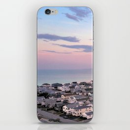 Easter Sunset iPhone Skin