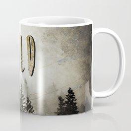 Wild Gold Forest Coffee Mug