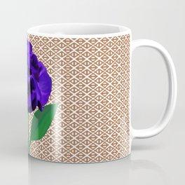 Bloomin' Violet Coffee Mug