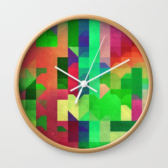 prynsyss Wall Clock