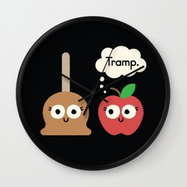 Apple Jelly Wall Clock
