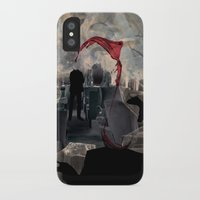 wine iPhone & iPod Cases featuring WINE by Matthias Walker