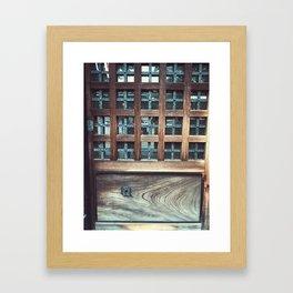 oxide Framed Art Print