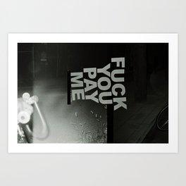 FYPM Art Print