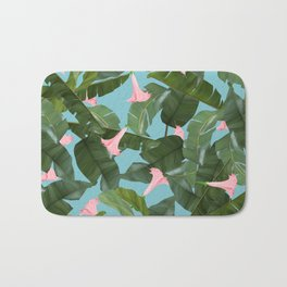 Wild Flower #society6 #decor #buyart Bath Mat
