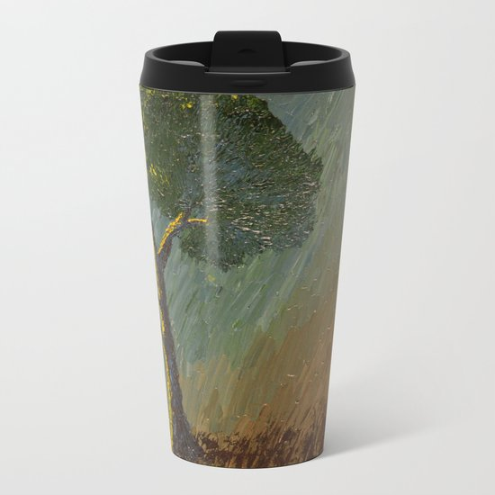 The Other Side Metal Travel Mug