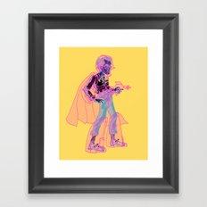 Superior Imagination Framed Art Print