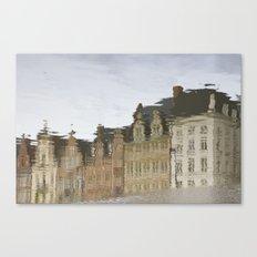 Gent Canvas Print