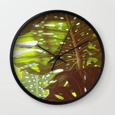 Let Light In Wall Clock