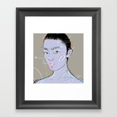 20 Framed Art Print