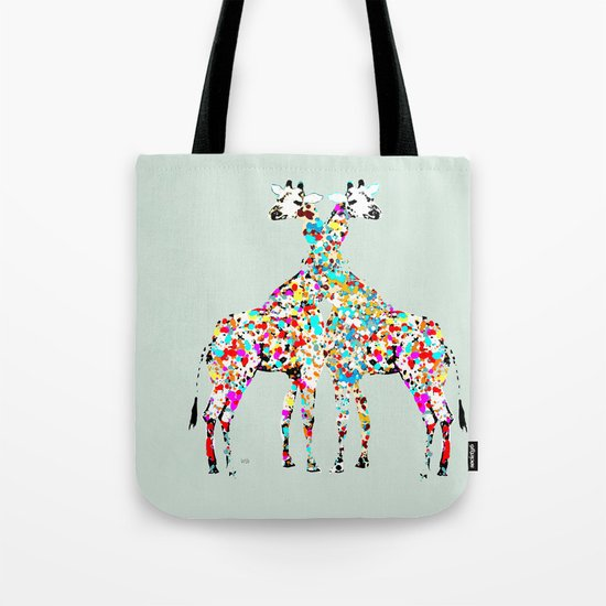 someone like you (animals Tote Bag