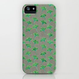 Ginkgos iPhone Case