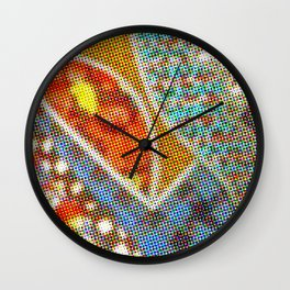 bill cosby 1 Wall Clock