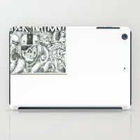 tomb raider iPad Cases featuring Raider Nation by Holland Boyz Ink