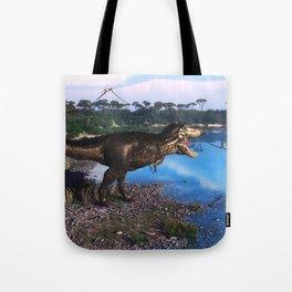 Tyrannosaurus 2 Tote Bag
