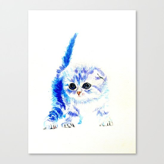 Ready to play Canvas Print