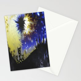 Complex Dreams Stationery Cards