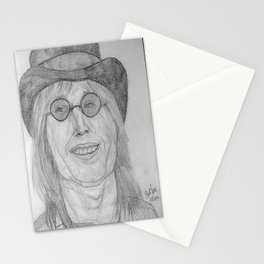 Tom, The Mad Hatter Stationery Cards