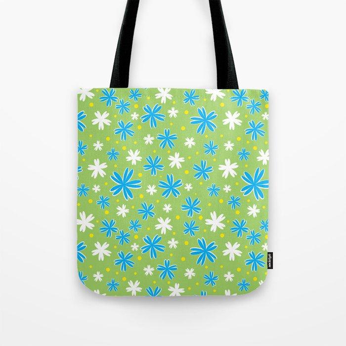 Petal Power Tote Bag