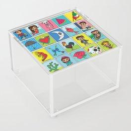 LOTERIA! Acrylic Box