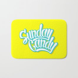 Sunday Candy Bath Mat