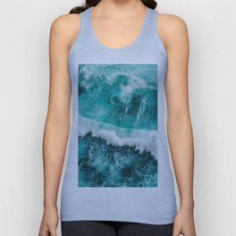 BEAUTIFUL WAVES Unisex Tank Top
