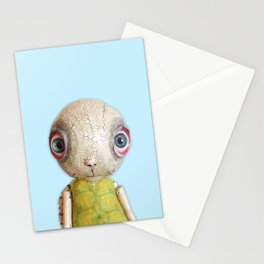 Sheldon The Turtle - Baby Blue Stationery Cards