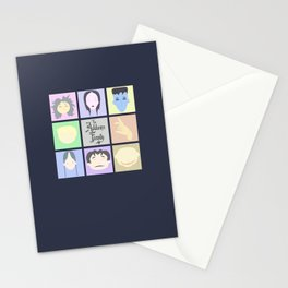 The Addams Family  Stationery Cards