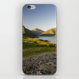wastwater iPhone Skin