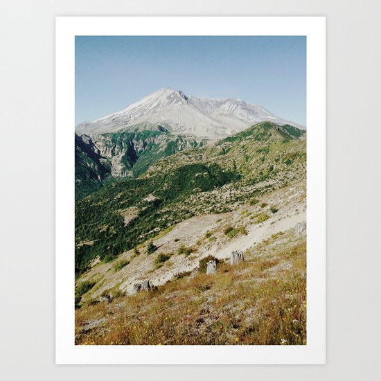 Mt St Helens by kevinruss