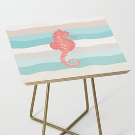 AFE Coral Seahorse Side Table