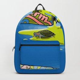 Slurm and Turtles Backpack