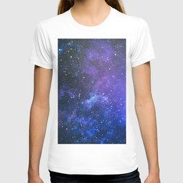 Purple Star Galaxy T-shirt